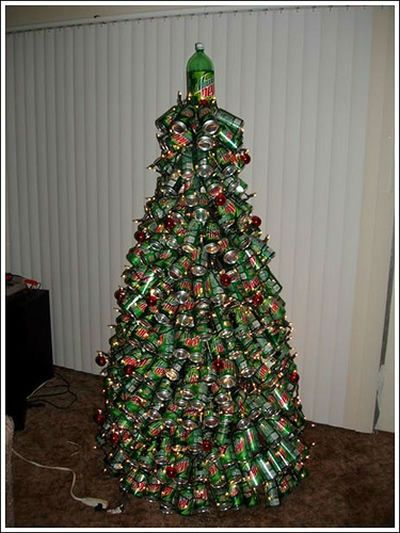 Recycled Materials Christmas Tree.Pin On Christmas Trees From Recycled Materials