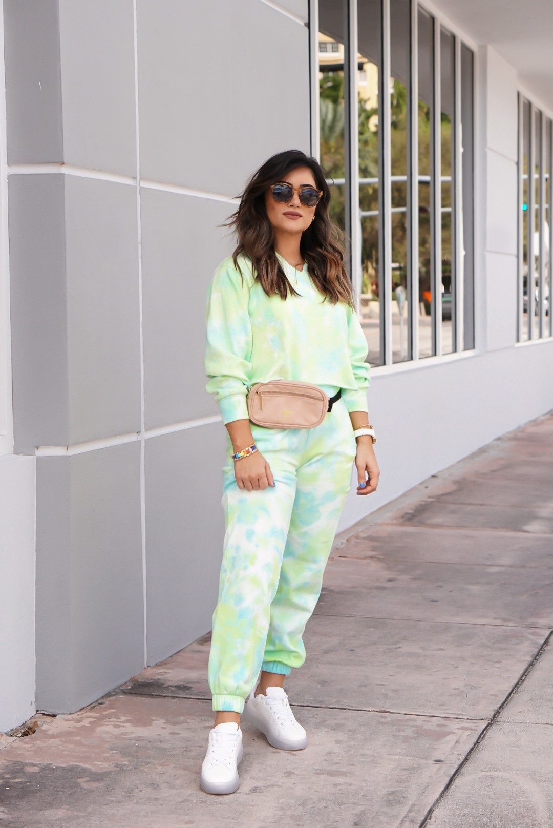how to tie dye sweatpants step by step