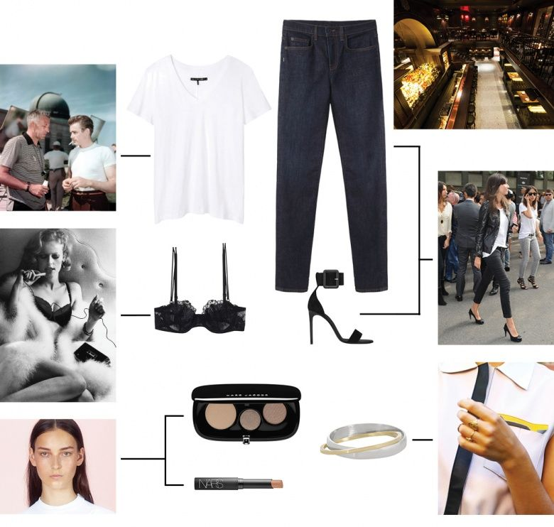 what to wear on a first date vogue