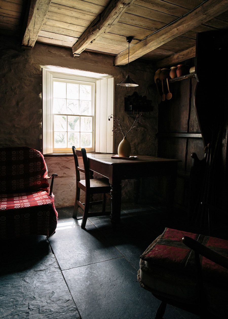 SPRING TRAVEL GUIDE THE WELSH HOUSE PART II Rustic