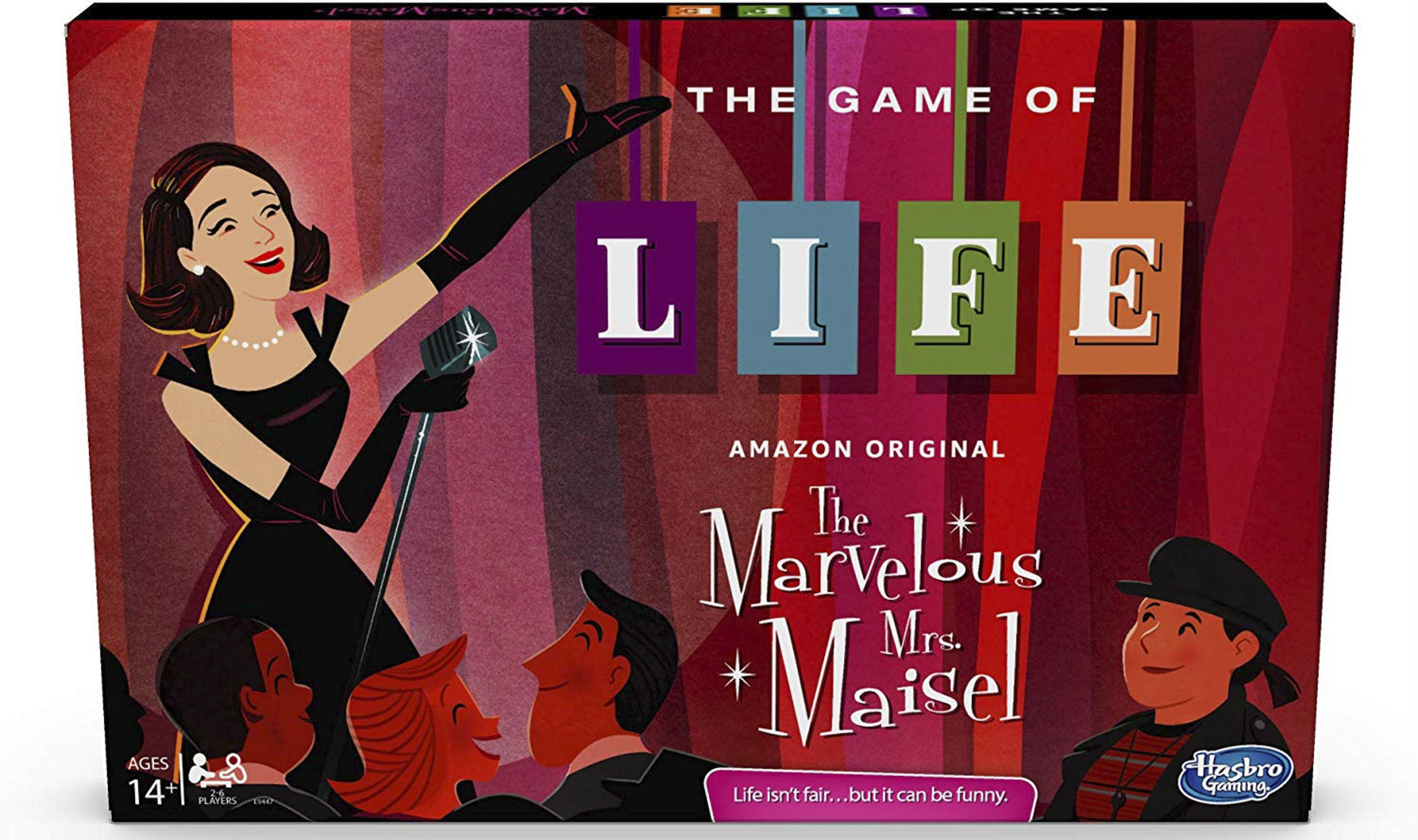 'The Marvelous Mrs. Maisel' just got its own board game