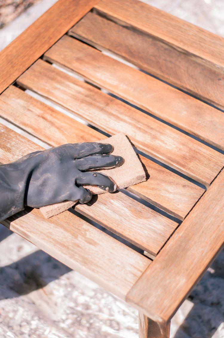 How To Restore Teak Wood Furniture Teak Patio Furniture Outdoor