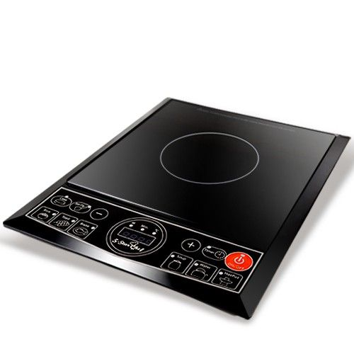 Electric Portable Single Stove Induction Cooktop With Led Display Induction Cooktop Cooktop Induction
