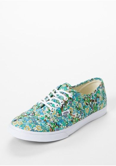 e745be3a92 VANS Authentic Lo Pro Ditsy Floral Vans