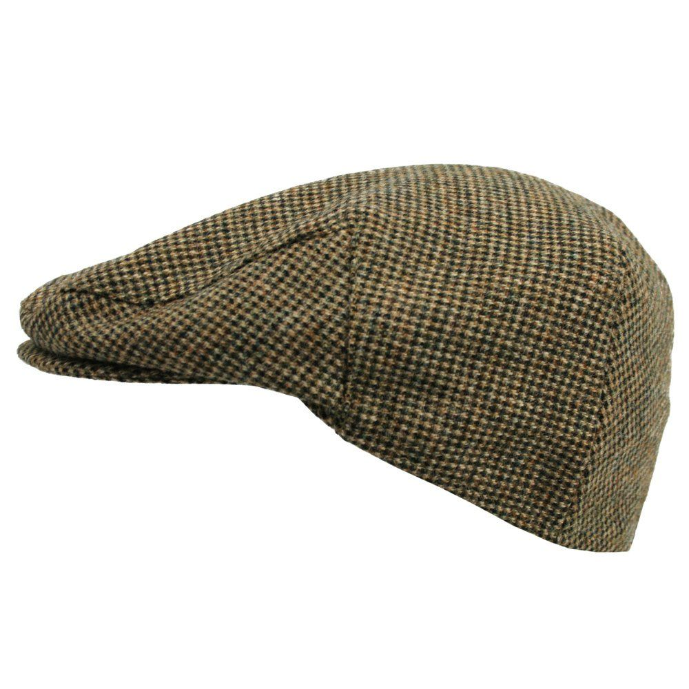 Barbour Accessories Barbour Crieff Olive Hopsack Olive Flat Cap MHA0009OL15 5e12f0f1845