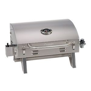 Aussie Outdoor Stainless Steel Tailgate Portable Propane Gas Bbq Grill Lid New Best Gas Grills Propane Gas Grill Outdoor Gas Grills