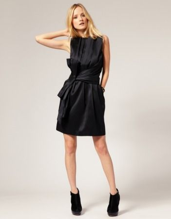 nuevo autentico nuevos especiales para toda la familia Convinar vestido con botines | Vestido con botines, Vestidos de ...
