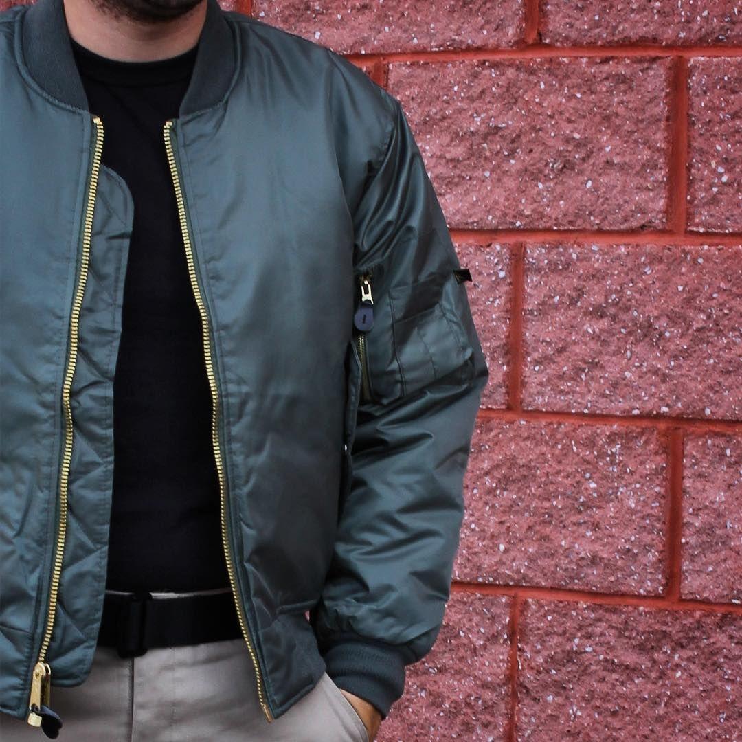 Gear Up With Rothco S Ma 1 Flight Jacket Bomber Jacket Rothco Flight Jacket [ 1080 x 1080 Pixel ]