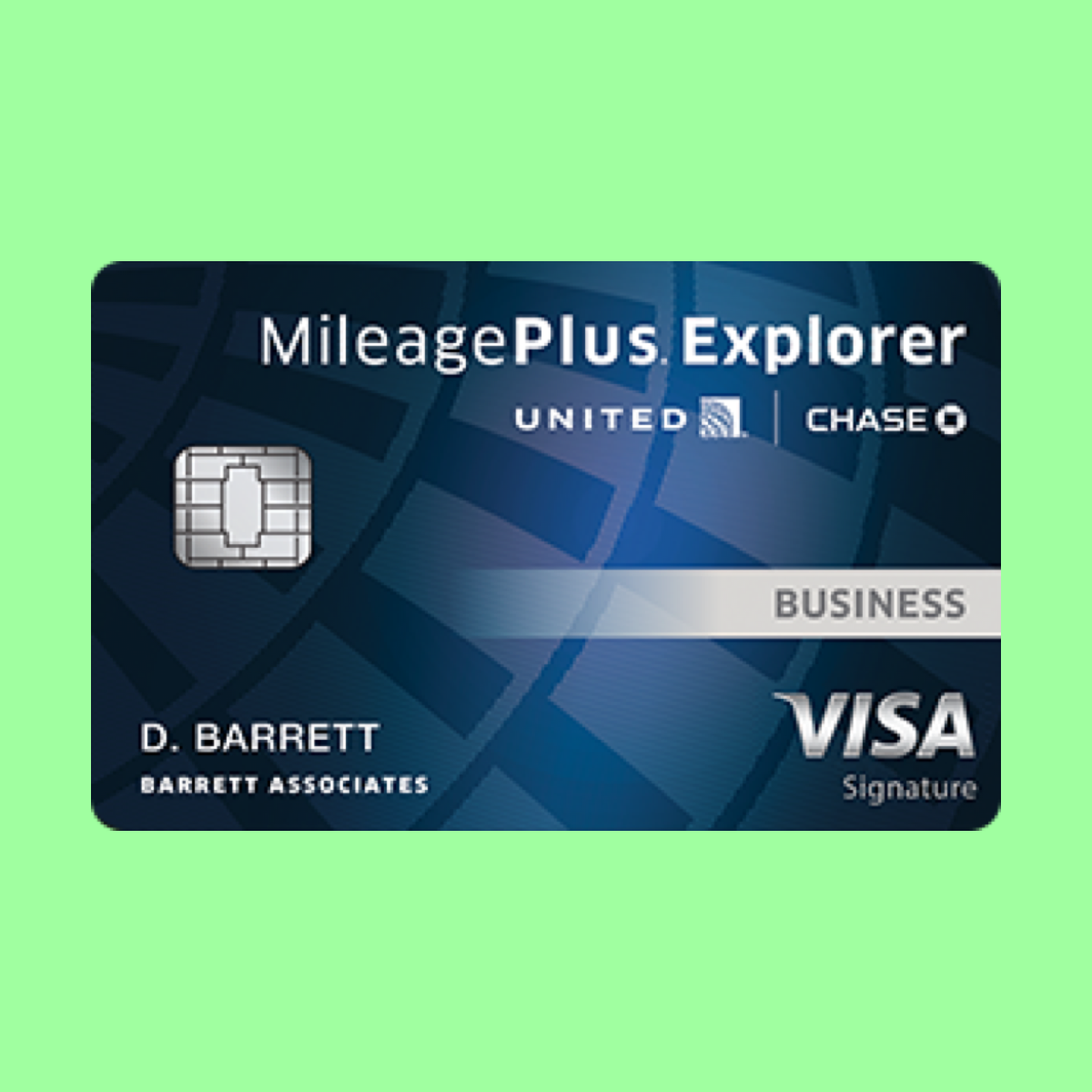 United Explorer Business Card The Point Calculator Travel Cards Compare Cards The Unit