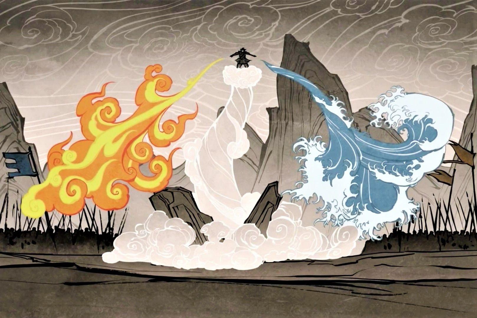 6 Dollar Sticker Sets 5 Avatar The Last Airbender Waterproof 2 Glossy Stickers Ebay Avatar The Last Airbender The Last Airbender Avatar The Last Airbender Art