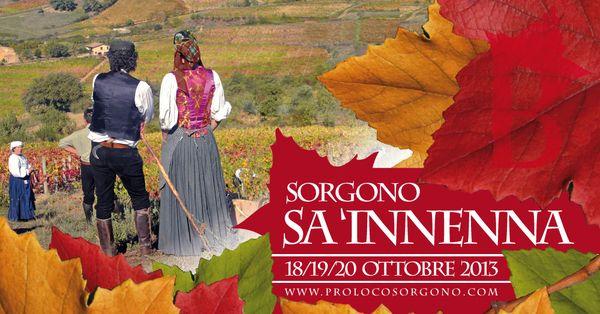 AUTUNNO IN BARBAGIA  2013 – SA INNENNA – SORGONO – 18-19-20 OTTOBRE 2013