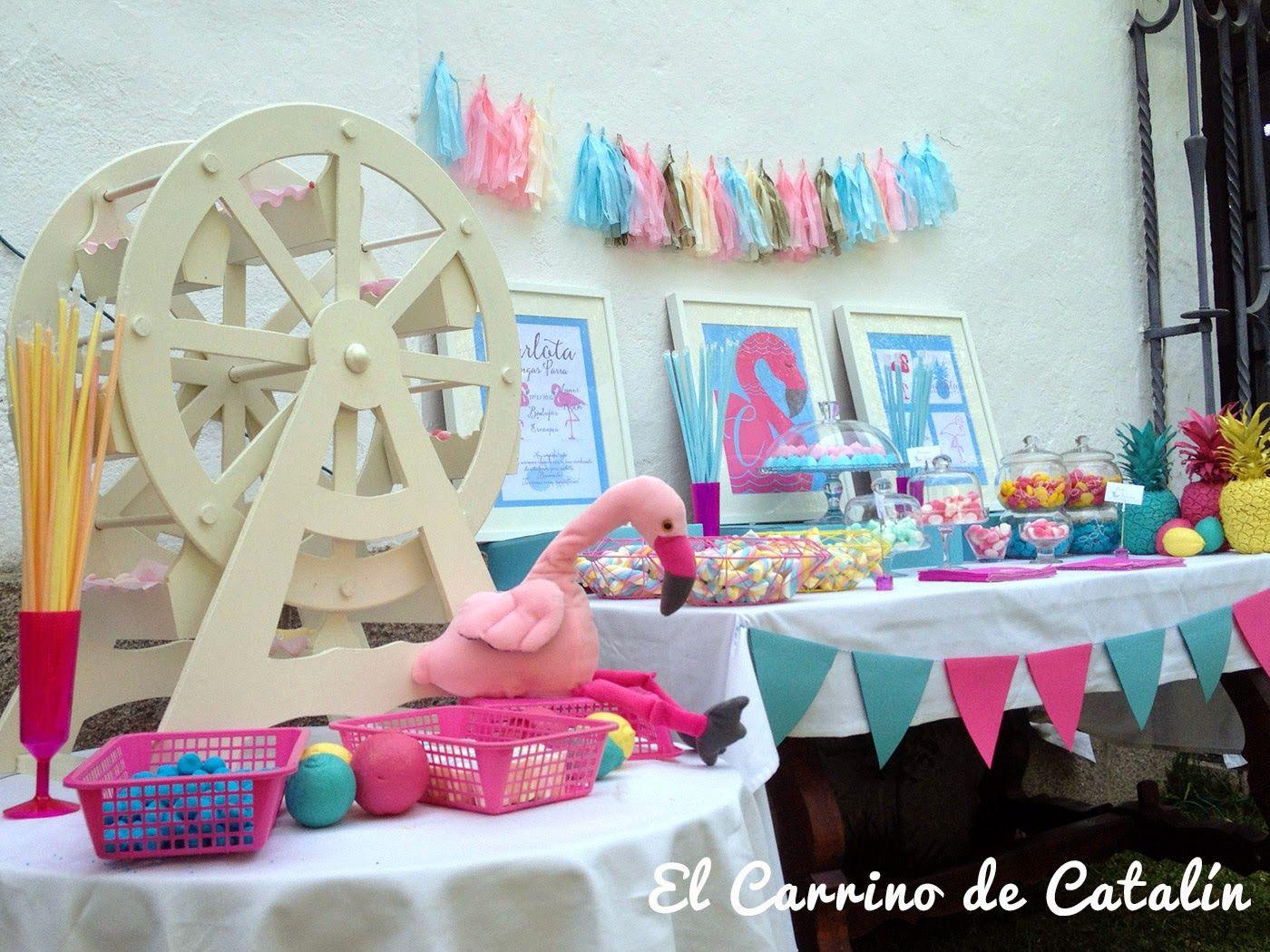 Bautizo tropical decoraci n de mesa de ni os y de mesa de for Decoracion bautizo