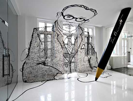 design office interior. Leo Burnett Office By Singapore Designers Ministry Of Design Who Have Completed An Interior For Advertising Agency That Features A Drawing The