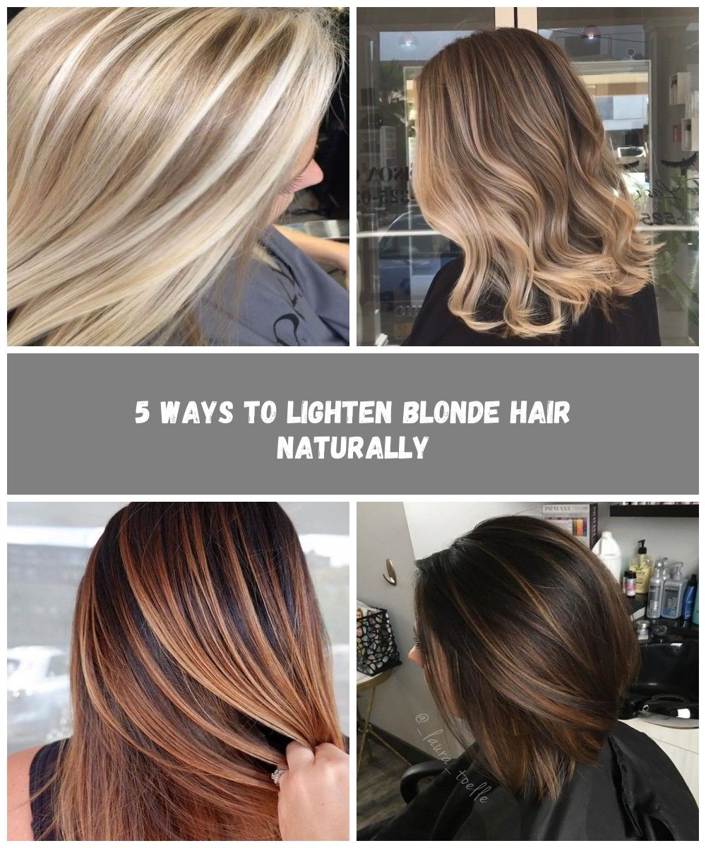 Cool Blonde Hair Color Highlights And Lowlights Hair Highlights 5