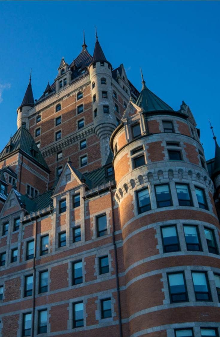 Winter Escape at the Fairmont Chateau Frontenac Quebec