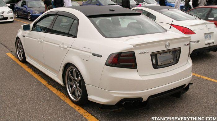 2007 White Acura Tl Custom Google Search Acura Tl Acura Tl