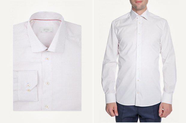 Где купить мужскую рубашку: 9вариантов отодной до 11тысяч рублей. Изображение № 10.