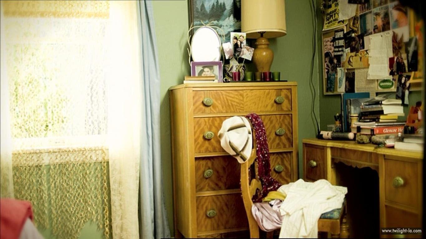 Bella S Bedroom Blue Prints And Screen Caps Blue Bedroom Room Inspiration Bedroom Set