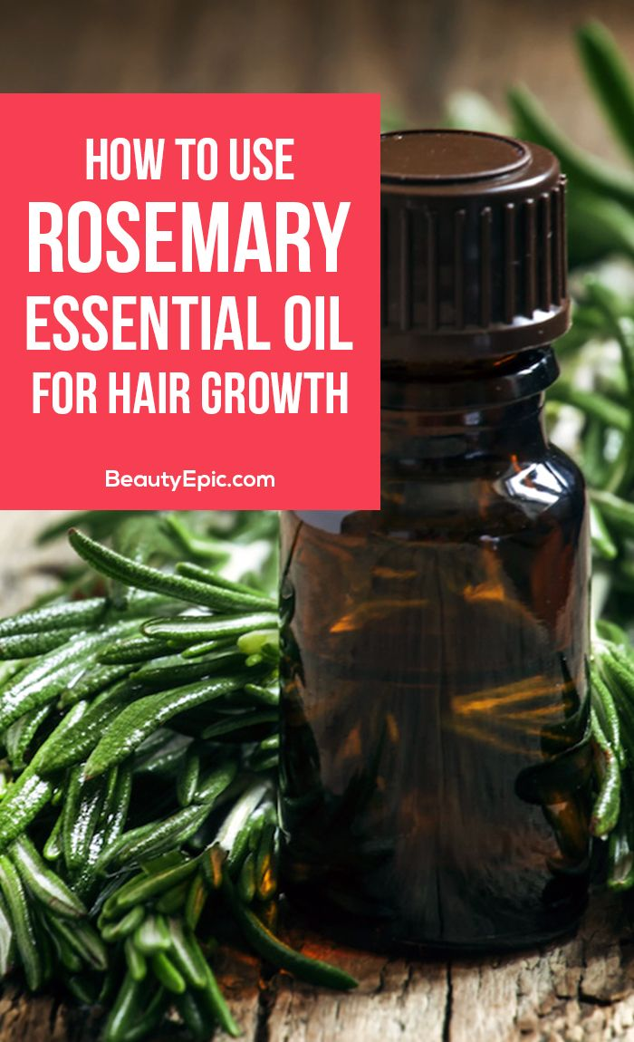 How To Use Rosemary Essential Oil For Hair Growth Tips
