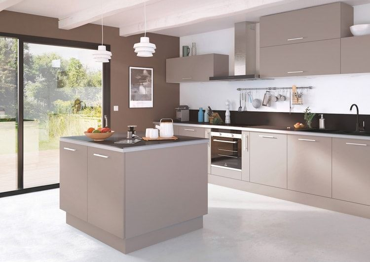nolte Küche grau weiß grifflos Küche Pinterest Decorating - nolte küchen fronten farben