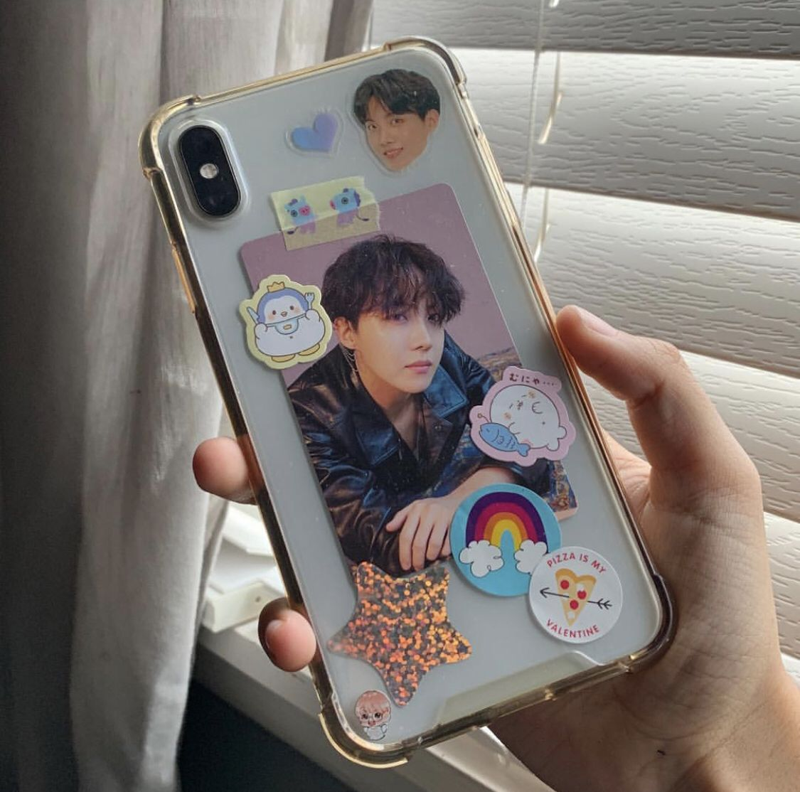 Pin by Chimmy💜 on Bts | Kpop phone cases, Aesthetic phone ...