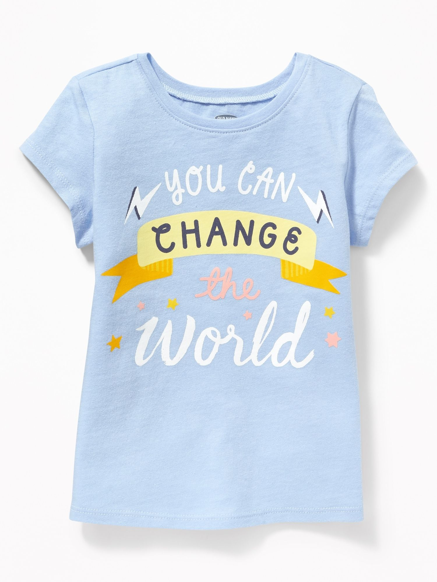 438e1d243 Graphic Crew-Neck Tee for Toddler Girls | Emma 2018-2019 | Old navy ...