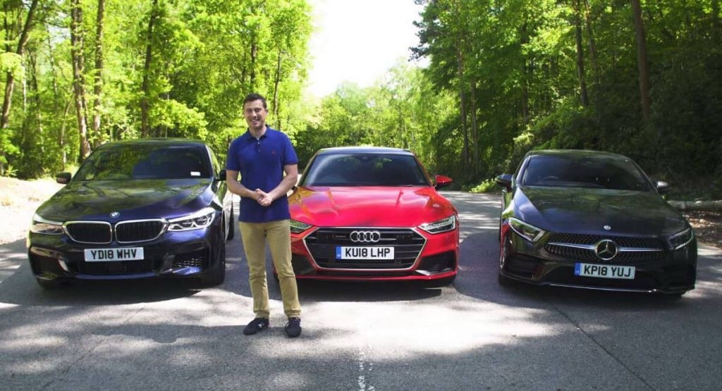 New Audi A7 Vs Mercedes Cls Vs Bmw 6 Series Gt Which One Gets Your