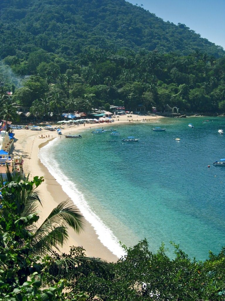 Mismaloya Beach Puerto Vallarta