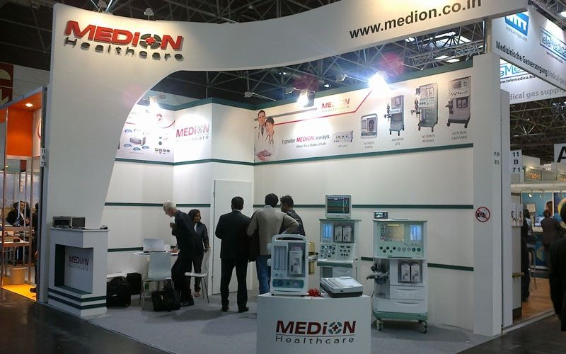 Exhibition Stand Attractors : Organizing trade shows regularly is a fantastic way to reap new