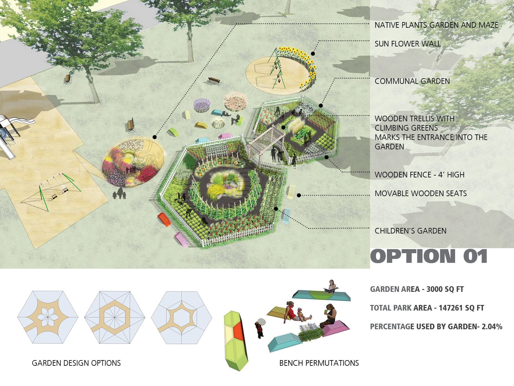 community garden layout - Google Search | Summer 2015 Studio ...