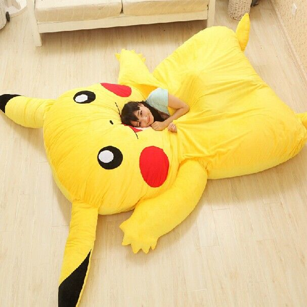 cama forma peluches gigantes animales dormitorios ni nos