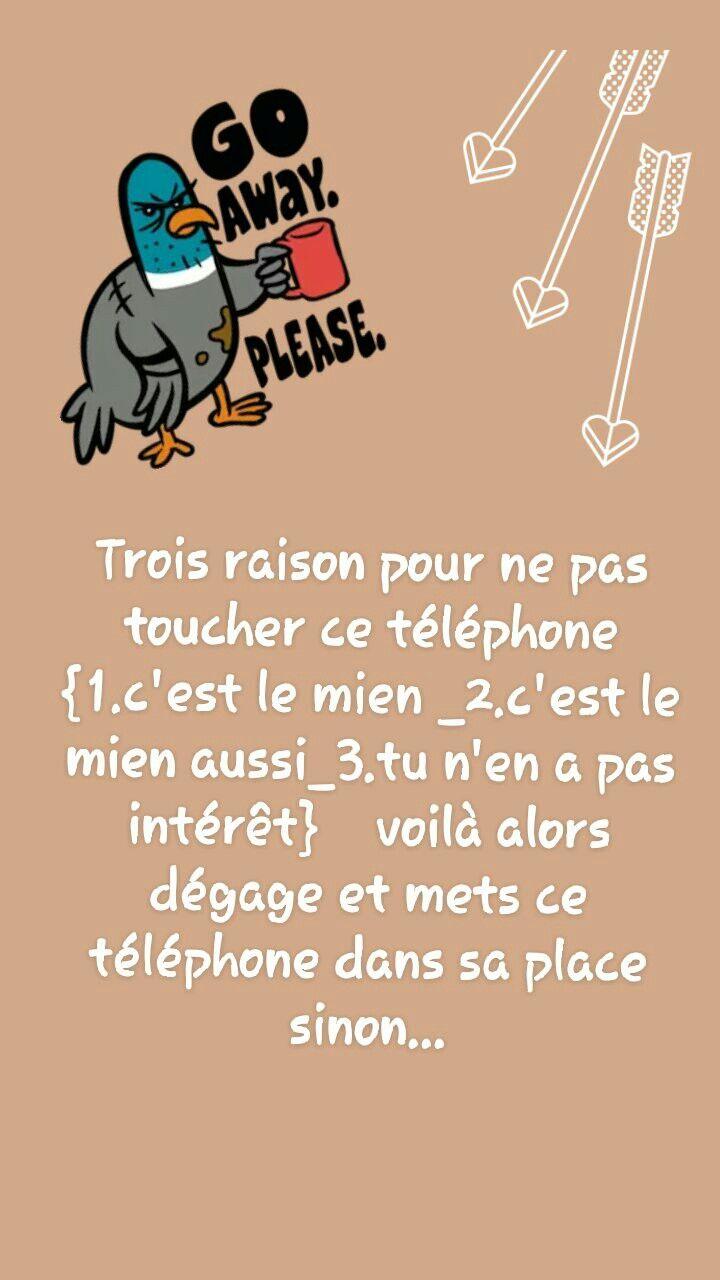 Fond Decran Drole Telephone