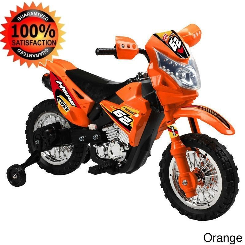 Dirt Bikes For Kids Riding Motorcycles Electric With Training