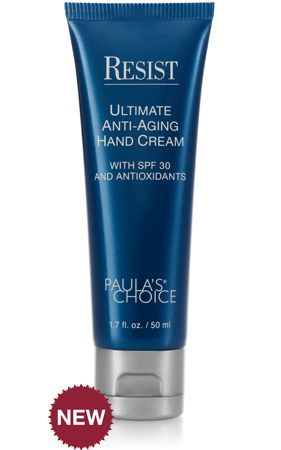 Paula's Choice RESIST Ultimate Anti-Aging Hand Cream SPF 30 + Antioxidants: rated 4.6 out of 5 by MakeupAlley.com members. Read 13 member reviews.