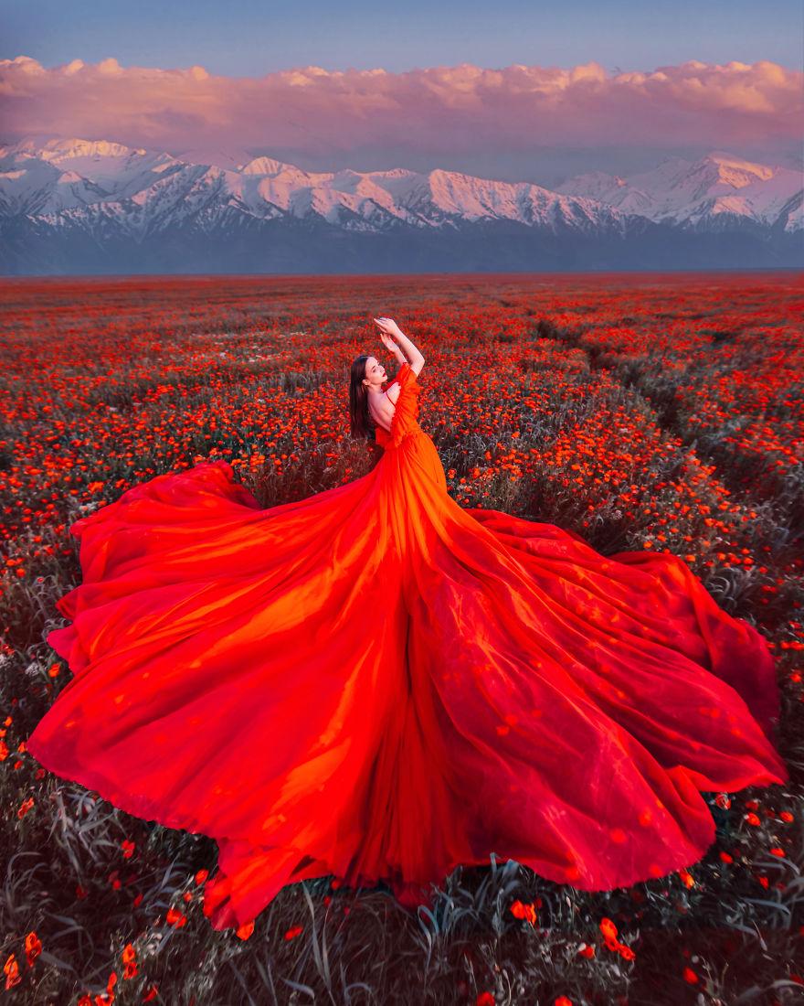 Mes 30 photos de filles en robes que j'ai capturées en voyageant dans les endroits les plus magiques   – tarihi