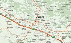 Map Of Italy And Surrounding Areas.Cassino Italy Map Surrounding Area Google Search Coffee