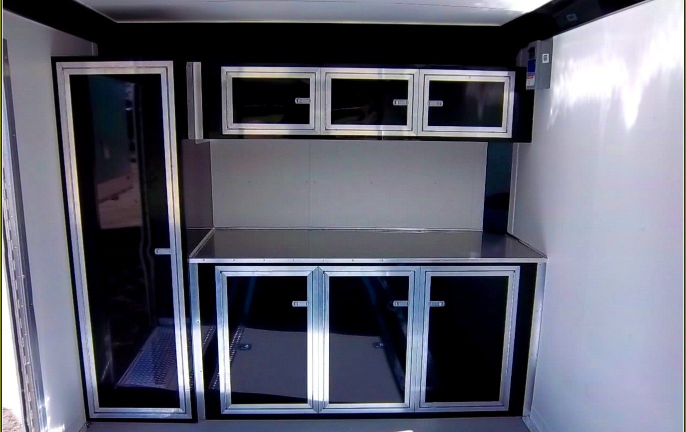 Charmant 20+ Race Trailer Cabinets For Sale   Kitchen Nook Lighting Ideas Check More  At ...