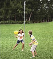 Backyard Fun For Older Kids. Alternatives To Traditional Swing Sets