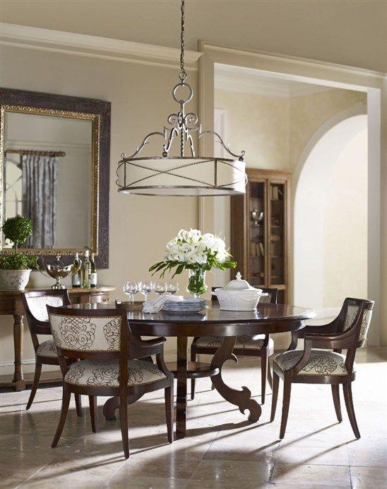 Ounousa جددي حيوية منزلك مع افكار غرف سفرة مودرن Round Dining Room Dining Room Design Modern Round Dining Room Table