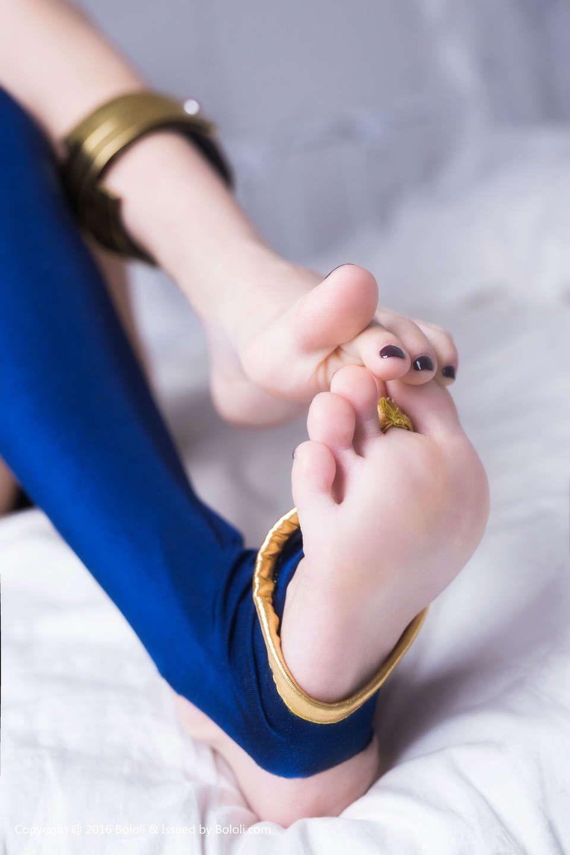 Cute Asian Feet