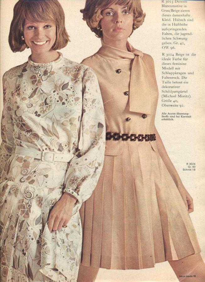 Neue Mode 1970
