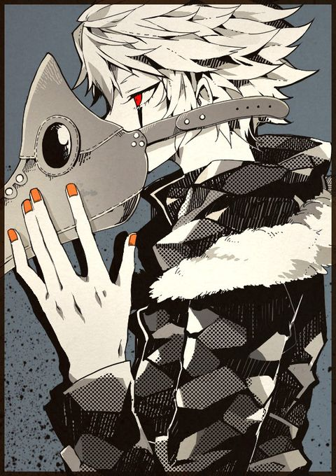 ペストマスク by しろ Creepy Yet Cool, Pest Masks! , pixiv Spotlight