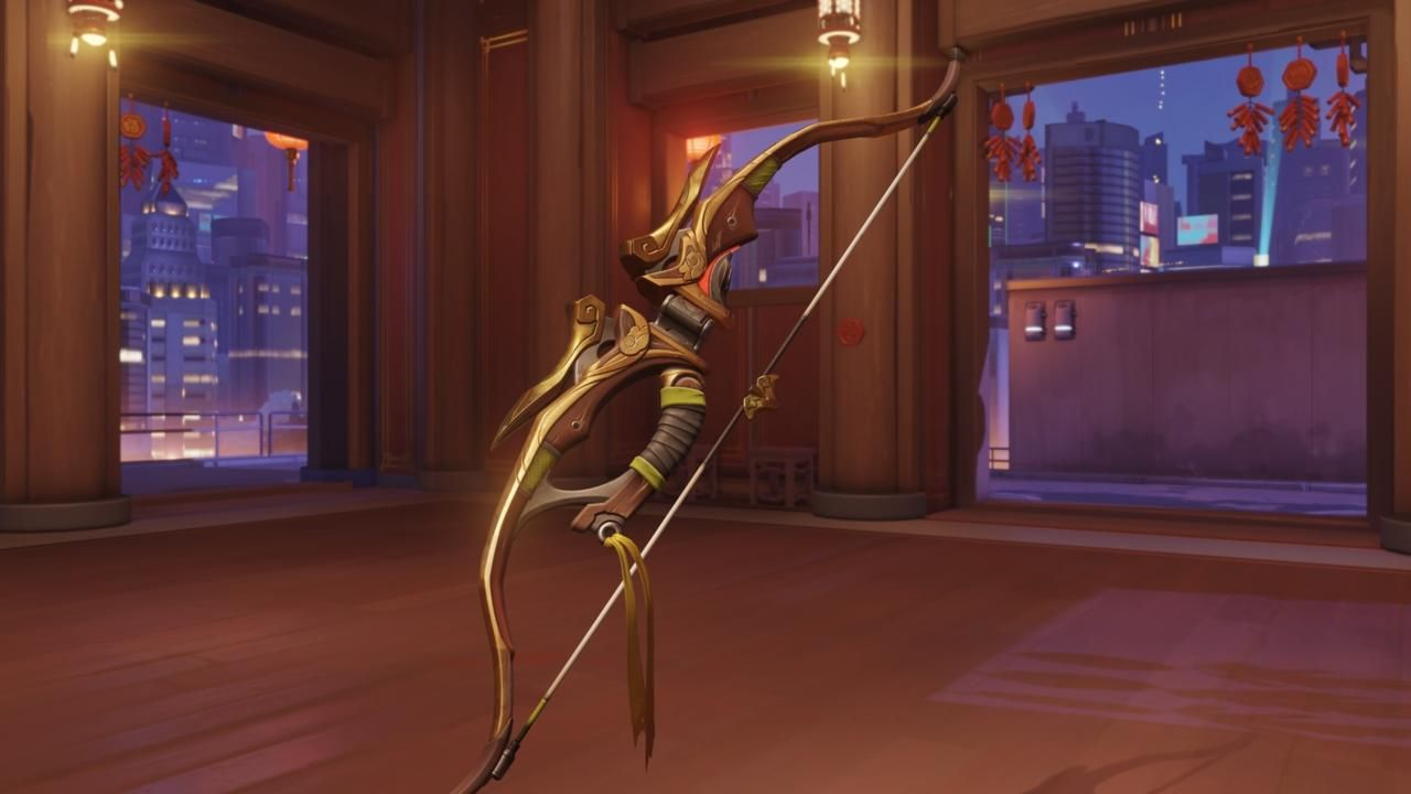 All The Overwatch Skins From The Lunar New Year 2019 Year