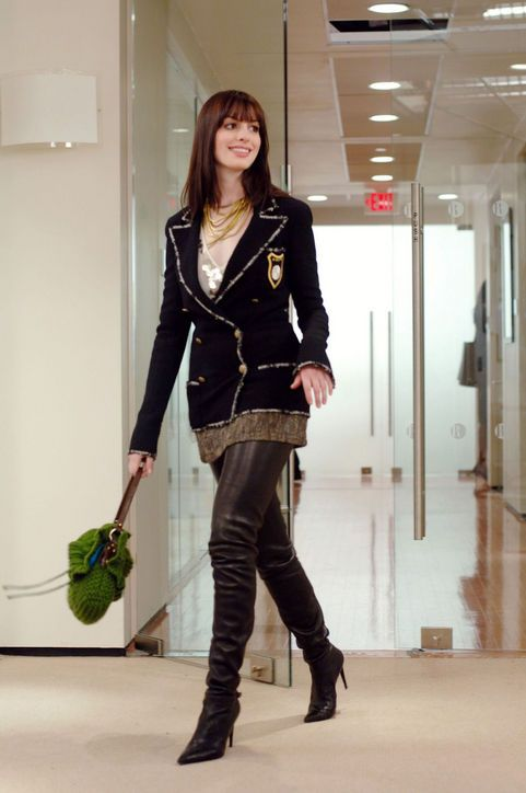 Image result for the devil wears prada anne hathaway