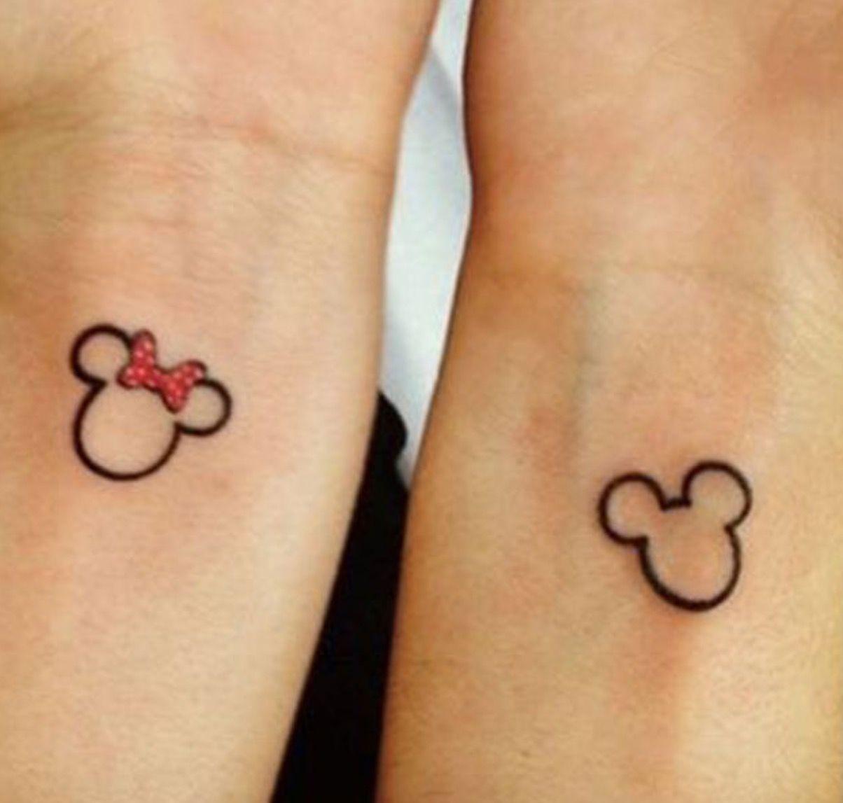 Disney Couple Tattoo Ideas: Pin By Bonnie Whisler On Tatoos