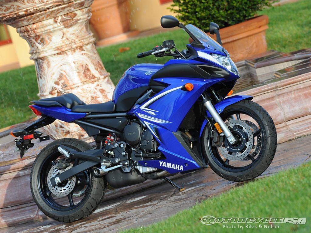 Blue '09 Yamaha FZ6r | Motorcycles | Pinterest | Cars
