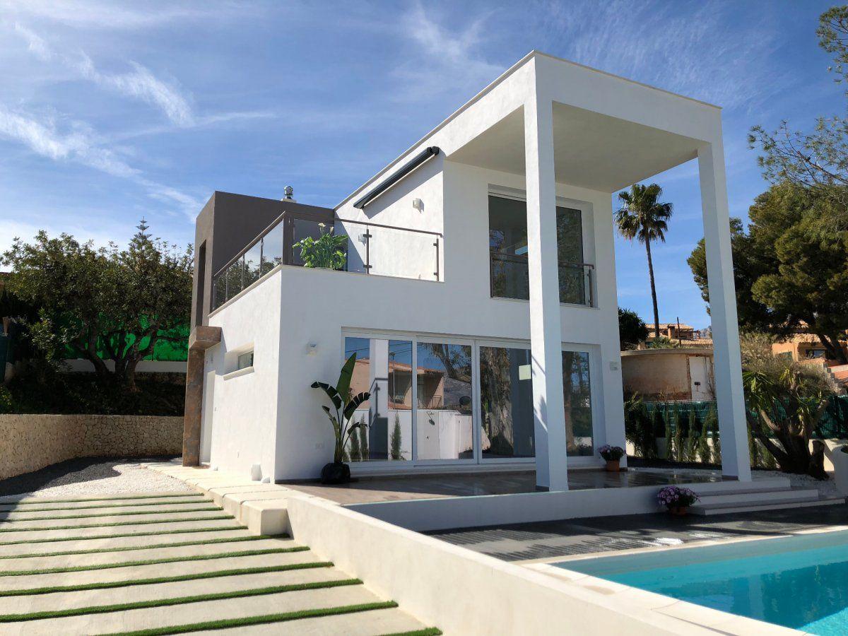 Ref 103.1CASA A ESTRENAR EN LA NUCIA Nueva casa moderna