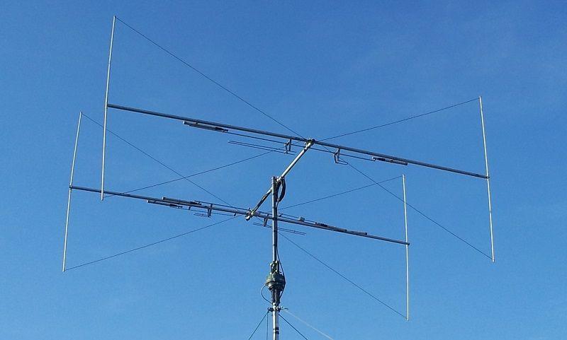 Butternut Hf5b 5 Band Butterfly Beam Antenna Antenna Ham Radio Antenna Radio Antenna