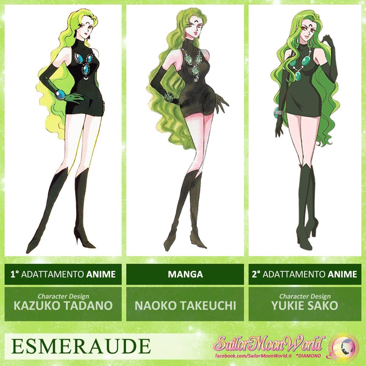 Magnificent Esmerald Manga To Anime Pinterest Save Me Hairstyles For Men Maxibearus
