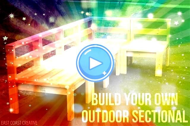 Build an Outdoor Sectional Knock It Off How to Build an Outdoor Sectional Knock It Off How to Build an Outdoor Sectional Knock It Off Ana White  Build a Corner and Ends f...